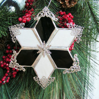 Black Tie Wedding Snowflake
