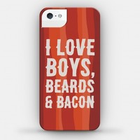 Boys, Beards and Bacon