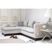 Montague L Chaise | Sofas | Sofas & Seating | Sweetpea & Willow