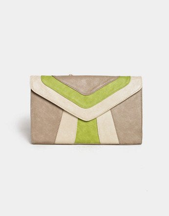 Triple Layer Envelope Clutch