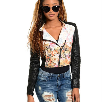 Florina Leather jacket