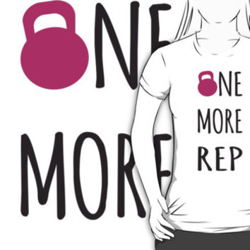 One More Rep - Inspirational Kettlebell