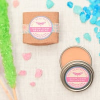 Cotton Candy Lip Balm, All Natural - Cotton Candy Dreaming - Super Sweet and Fruity