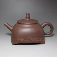 clock yixing teapot : Ufingo!, Chinese Gifts&Crafts Shopping!
