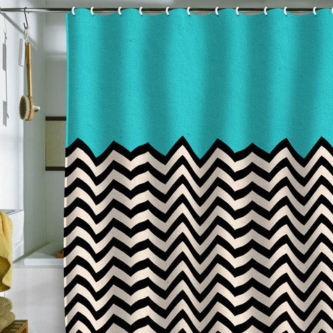 DENY Designs Home Accessories | Bianca Green Follow The Sky Shower Curtain