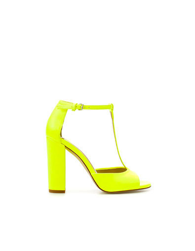 HIGH HEEL SANDAL - Shoes - Woman - SALE - ZARA United States