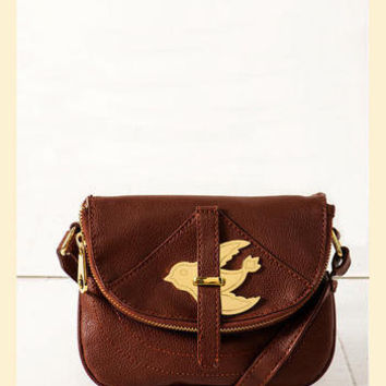 Golden Sparrow Crossbody