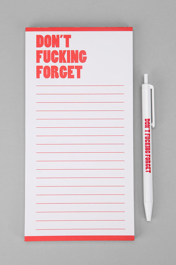 Nasty Notepad