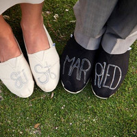 Couples Toms - Design Your Own