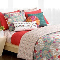 Style&amp;co. Bedding, Trellis Comforter &amp; Duvet Sets - Bedding Collections - Bed &amp; Bath - Macy&#x27;s