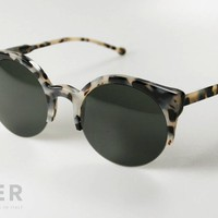 Retro Super Future Sun Glasses - Lucia Summer Safari Puma