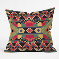 Bold - Throw Pillow by Bianca Green | DENY Designs