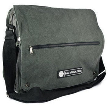 The Bag of Holding Messenger Bag