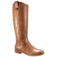 Women's Merona® Kasia Riding Boot - Tan