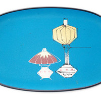 Swanky 50s Serving Tray