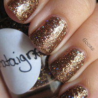Chataigne : Custom-Blended Nail Polish