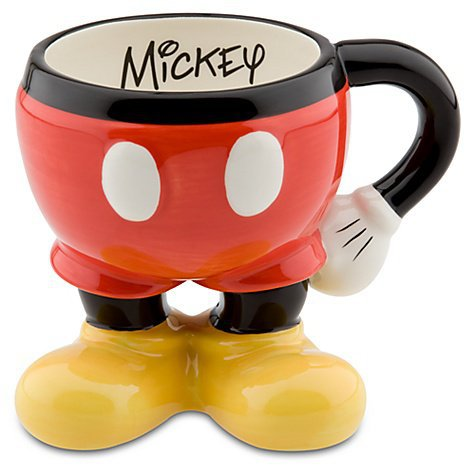 Disney Best of Mickey Mouse Coffee Mug
