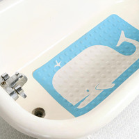 Whale Rubber Bath Mat