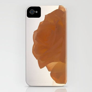 Rose Prose iPhone Case by RokinRonda | Society6
