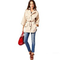Lightweight Parka Coat