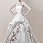 Wholesale A-Line Strapless Floor-Length Gown with Satin Style Guadalupe for $238.00 from China : IndeedBuyer.com.  - IndeedBuy
