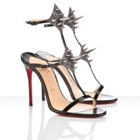 Christian Louboutin Lady Max 100mm Black