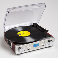 Crosley USB Tech Turntable