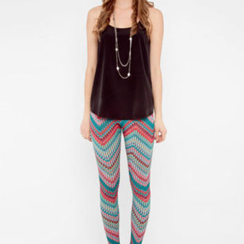 Hot Ziggity Leggings