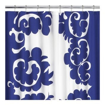 Marimekko Samovaari Surf Shower Curtain