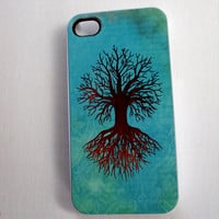 Tree of Life iPhone Case fits 4 4S