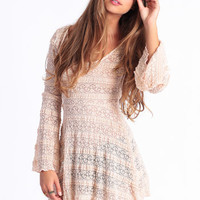 Woodstock Dreams Lace Dress - $52.00: ThreadSence, Women's Indie & Bohemian Clothing, Dresses, & Accessories