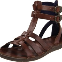 Kickers Women's Peplum2 Gladiator Sandal - designer shoes, handbags, jewelry, watches, and fashion accessories | endless.com