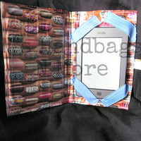 Kindle/E-Reader Woven Magazine Cover/Case