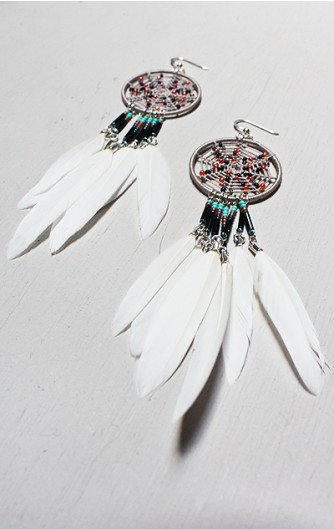 Phoenix Dreamcatcher Earrings - NEW - Shop Online