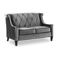 Advocate Loveseat in Gray by Armen Living