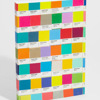 Pantone Chips Journal | Designer Journal | fredflare.com