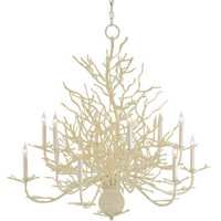 Seaward Chandelier, Large