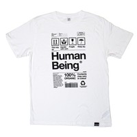 Origin68 — HUMAN BEING - White