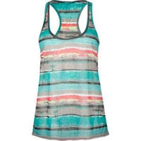 FULL TILT Watercolor Stripe Womens Tank 195076512 | Tanks | Tillys.com