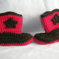 Baby Cowboy Boots Custom Color Newb.. on Luulla