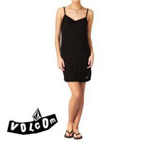 Volcom Stone Only Dress - Black