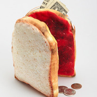 Peanut Butter and Jelly Pouch