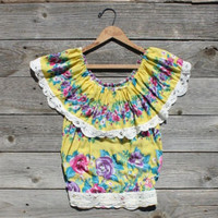 Lemonade Stand Blouse