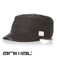 Animal Pricsey Castro Cap - Phantom