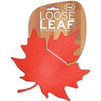 Amazon.com: Fred Loose Leaf Doorstop: Home & Kitchen