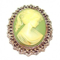 Vintage Cameo Pendant/Brooch
