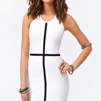 Cross The Line Dress