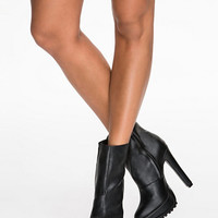 Cleated Platform Boot - Nly Shoes - Black - Everyday Shoes - Shoes - Women - Nelly.com