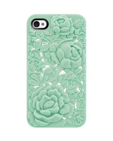 iPhone 4 / 4S cases | Blossom for For iPhone 4 / 4S | SwitchEasy