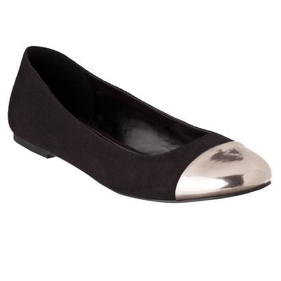 Women's Merona® Mittie Capped-Toe Ballet Flats - Assorted Colors